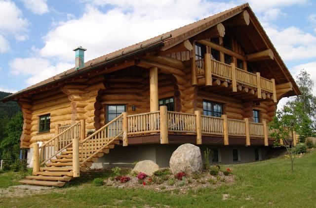 Pourquoi augmentent les maisons construites en bois ?