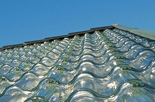 Des tuiles transparentes pour chauffer sa maison