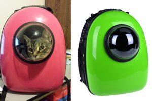Le sac à dos alternatif pour transporter nos chats