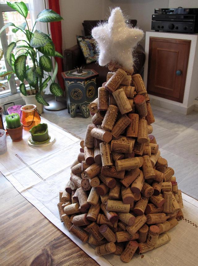 Le sapin de Noël : des idées originales de bricolage