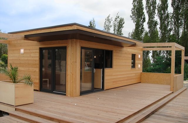 5 bonnes raisons d'investir dans une maison préfabriquée en bois