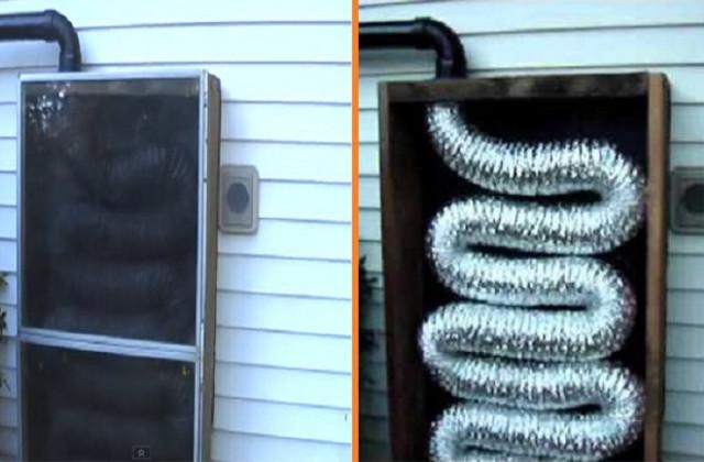 Bricolage : comment construire une chaudière solaire avec moins de 50 euros (avec vidéo)