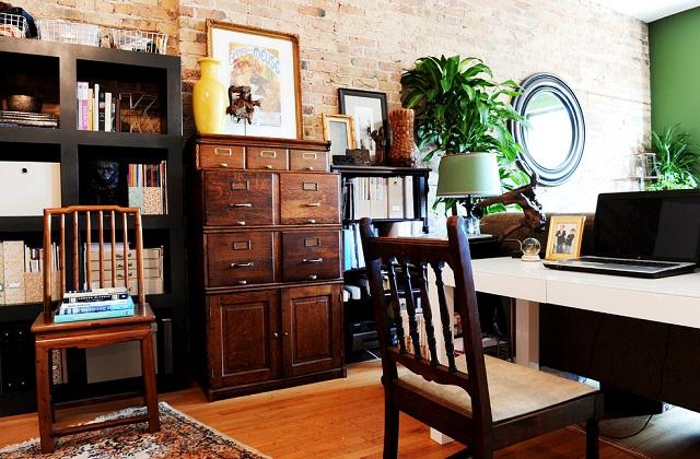 Comment organiser le bureau à la maison