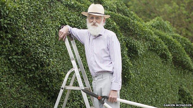 Un très bon jardinier (et très amoureux)