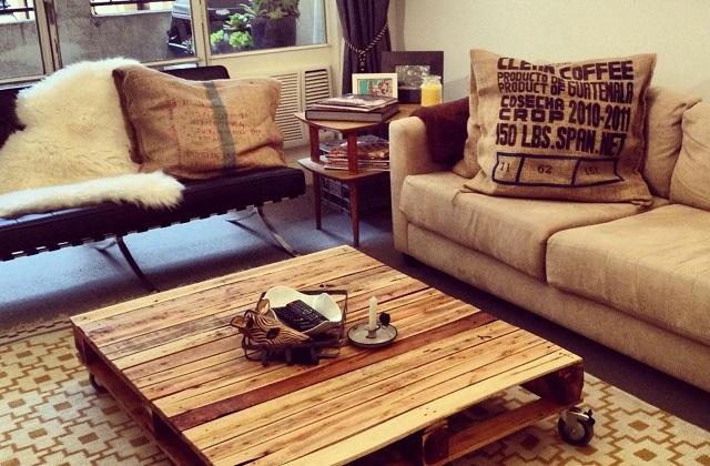 Meubles en liège, meubles de design