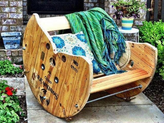 Comment construire un banc avec des matériaux recyclés