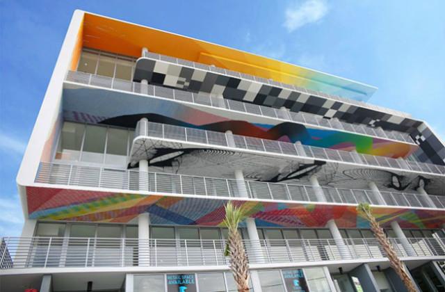 Décorer les balcons avec l'art urbain