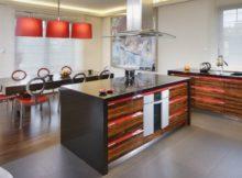Des nouvelles tendances pour les cuisines : le bois tropical et ses nombreuses utilisations