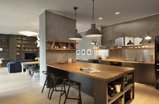 Comment séparer la cuisine du salon : voilà nos conseils
