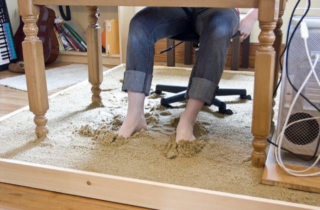 Office design : le bureau à la plage