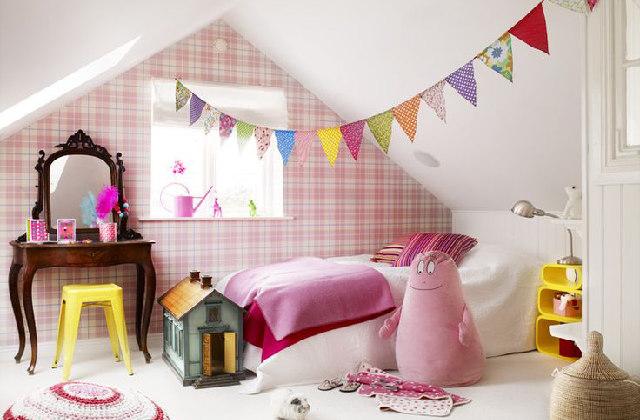 Décorer la chambre des enfants d'une manière originale et unique