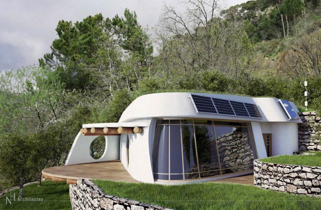 Projet Lifehaus : pour une maison entièrement éco-durable