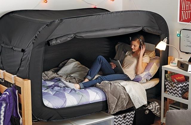 Privacy bed : le nouveau lit-tente pour vos moments de détente