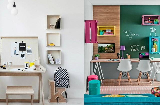 Comment créer un coin d'étude confortable pour les enfants