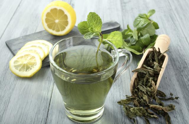 Les vertus du thé vert