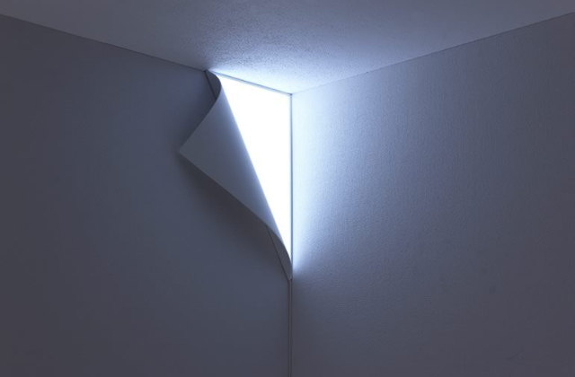 Peel Wall Light : un mur lumineux pour vos chambres