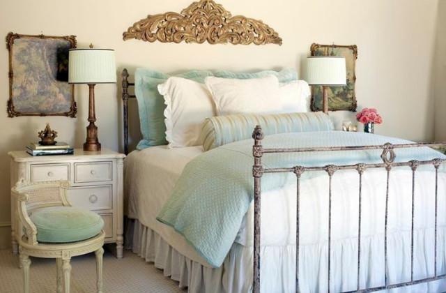 le style shabby chic pour meubler la chambre page 3 sur 3. Black Bedroom Furniture Sets. Home Design Ideas