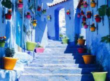 La perle bleue du Maroc : Chefchaouen