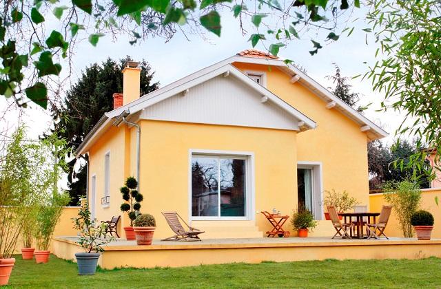 Comment choisir la couleur de la façade extérieure de la maison : voilà nos idées et nos conseils