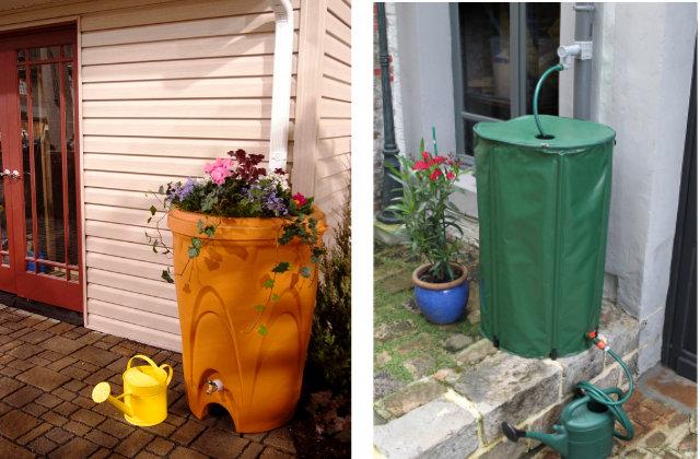 Travaux de jardinage comment utiliser l 39 eau de pluie for Travaux de jardinage