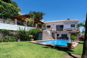 La maison parfaite avec une magnifique vue panoramique