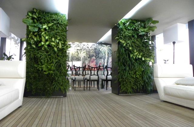 Comment d corer un jardin vertical voil des id es et - Comment faire un jardin vertical ...