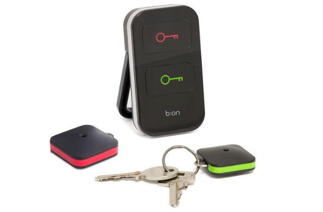 Détective électronique pour trouver les clés