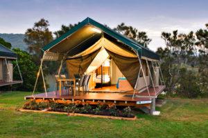 Glamping : un camping de luxe avec des tentes très belles