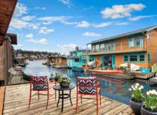 Changer de vie : la maison flottante pour vivre toujours en mer
