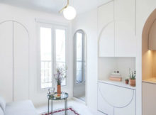 Paris, une micro-maison qui mesure 11 mètres carrés