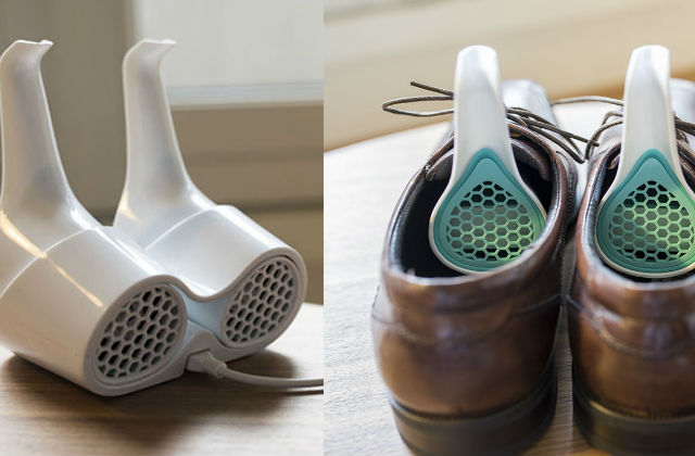 FANtastic : les sèche-chaussures innovants