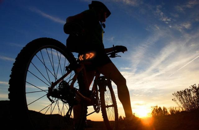 Signal Pod : les indicateurs de direction lumineux pour les vélos
