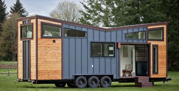 Breezeway : la tiny house de luxe