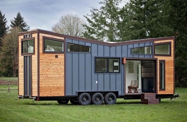 Breezeway : la tiny house de luxe