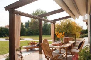 Comment protéger le bois de la pluie et du soleil
